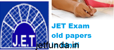 JET Exam, JET Exam old papers in hindi, JET Exam papers in hindi,, JET Exam papers