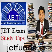 JET Exam preparation tips, JET Exam, JET Exam guidance, JET Exam study tips