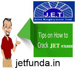 can JET exam be cleared in first attempt ?