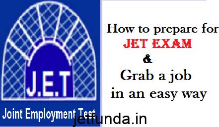 how to do study for JET Exam, JET Exam, JET Exam recruitment, JET Exam notification