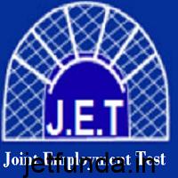 JET Exam, Joint employment test