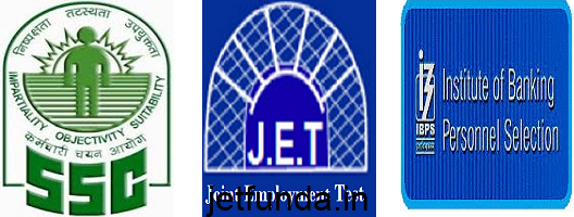 jet exam notification, ibps exam notification, ssc exam notification, govt jobs
