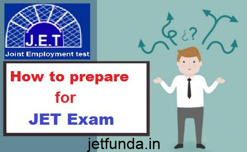How to prepare for JET Exam, JET Exam preparation tips, JET Exam