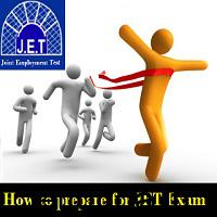 JET Exam jobs, JET Exam, JET Exam preparation, JET Exam recruitment