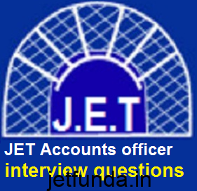 JET Exam, JET Exam interview Questions