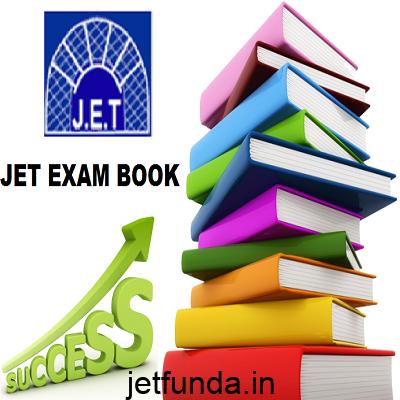 JET Exam book, JET Exam books, JET Exam, JET Books