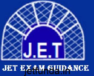 JET Exam Guide