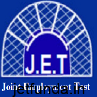 jet exam notification,Joint employment test