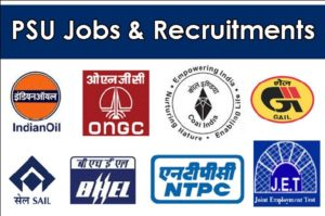 PSU JOB 2017, PSU EXAM NOTIFICATION 2017, PSU RECRUITMENT 2017, PSU JOBS
