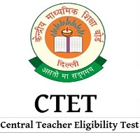 CTET Syllabus 2021 Download CBSE CTET Written Exam Pattern Scheme