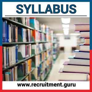 DOT Syllabus
