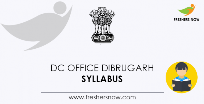 DC-Office-Dibrugarh-Syllabus