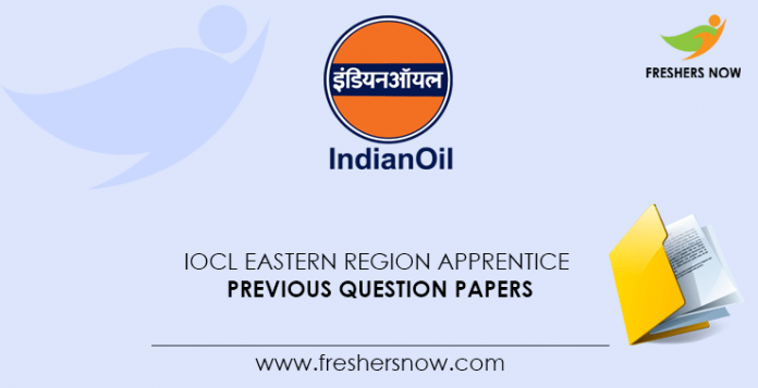 IOCL-Eastern-Region-Apprentice-Previous-Question-Papers